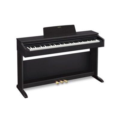 musik-lageret-viborg-Casio AP-270 BK Celviano Digital Piano Digital Klaver 88 Vægtede Tangenter Musiklageret Viborg