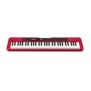 musik-lageret-viborg-Casio Casiotone CT-S200RD Begynderkeyboard Keyboard MIDI 61 Tangenter Musiklageret Viborg