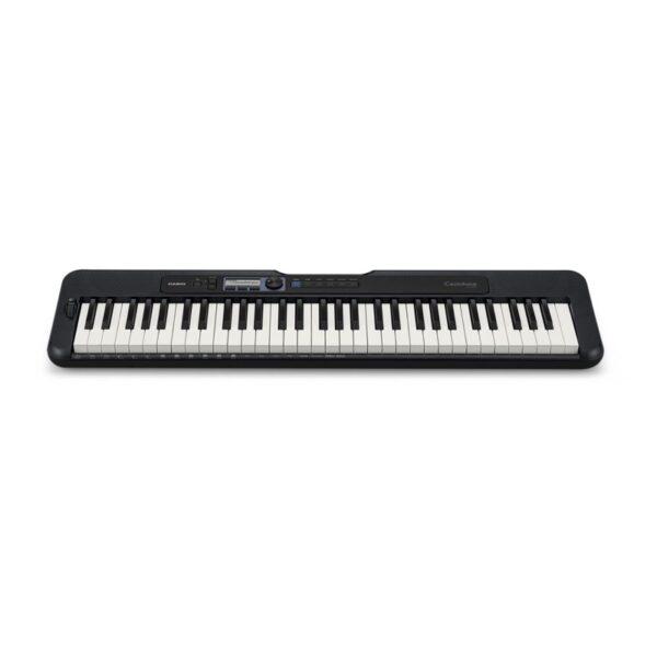 musik-lageret-viborg-Casio Casiotone CT-S300BK Begynderkeyboard Keyboard MIDI 61 Anslagsfølsomme Tangenter Musiklageret Viborg