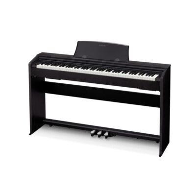 musik-lageret-viborg-Casio PX-770 BK Privia Digital Piano Digital Klaver 88 Tangenter Musiklageret Viborg