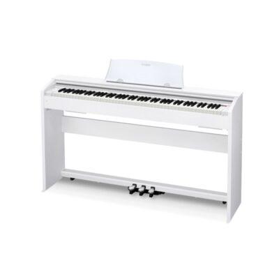 musik-lageret-viborg-Casio PX-770 WE Privia Digital Piano Digital Klaver 88 Tangenter Musiklageret Viborg