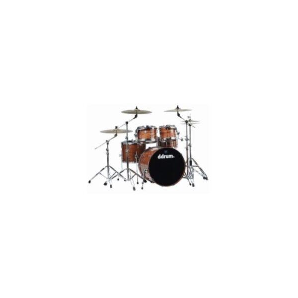 musik-lageret-viborg-Ddrum DIOS Player 22 Bubinga Trommesæt Afrikansk Bubinga Akustisk Trommer Musiklageret Viborg
