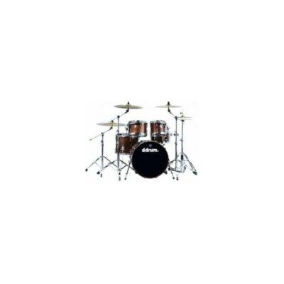 musik-lageret-viborg-Ddrum DIOS Player 22 Walnut Natural Trommesæt Walnut Akustisk Trommer Musiklageret Viborg
