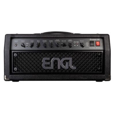 musik-lageret-viborg-Engl E335 Screamer 50 Guitartop Guitar Rør Forstærker Top Musiklageret Viborg