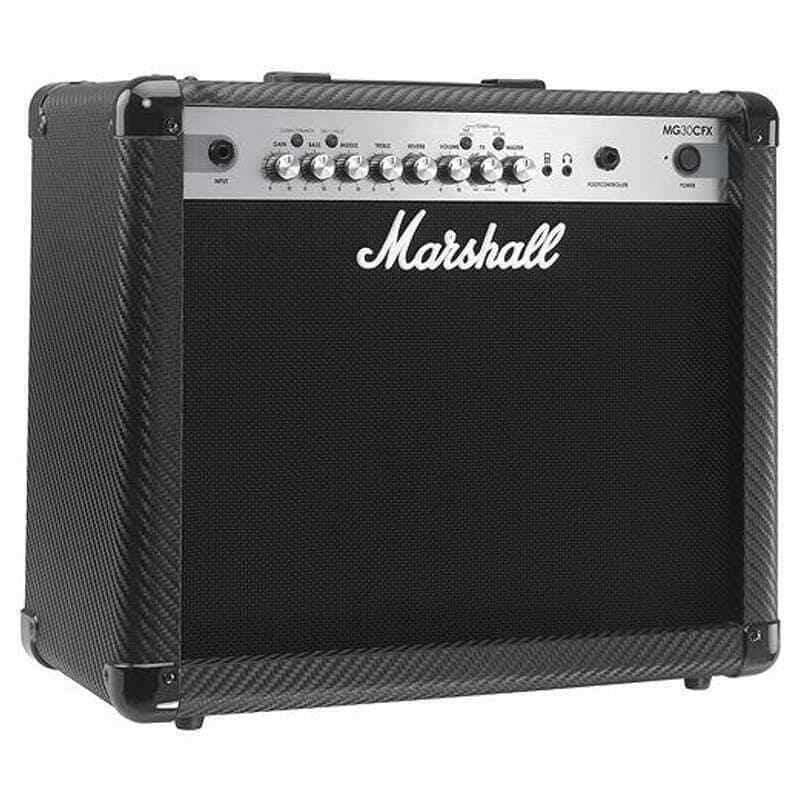 musik-lageret-viborg-Marshall MG30CFX Guitarcombo Guitar Forstærker 1x10 Musiklageret Viborg