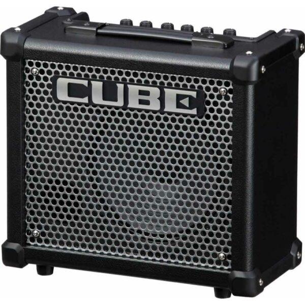 musik-lageret-viborg-Roland Cube 10GX Guitarcombo Digital Guitar Forstærker 1x8 Musiklageret Viborg