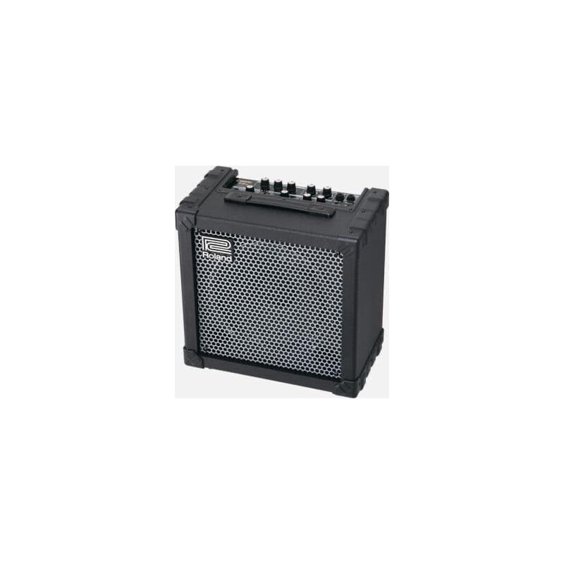 musik-lageret-viborg-Roland Cube 30X Guitarcombo Digital Guitar Forstærker 1x10 Musiklageret Viborg