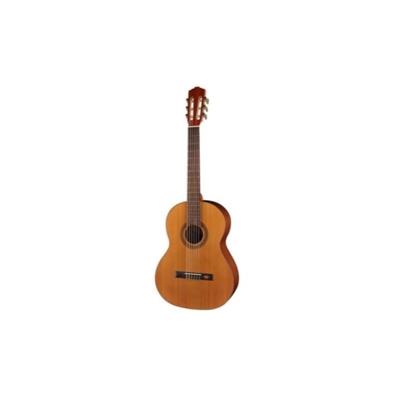 musik-lageret-viborg-Salvador Cortez CC-10-SN Klassisk Guitar Begynderguitar Senorita Model Musiklageret Viborg