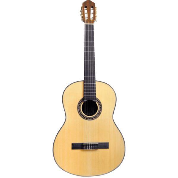 musik-lageret-viborg-Santana B8 NA v2 Klassisk Guitar Begynderguitar Nylon Strenge Musiklageret Viborg