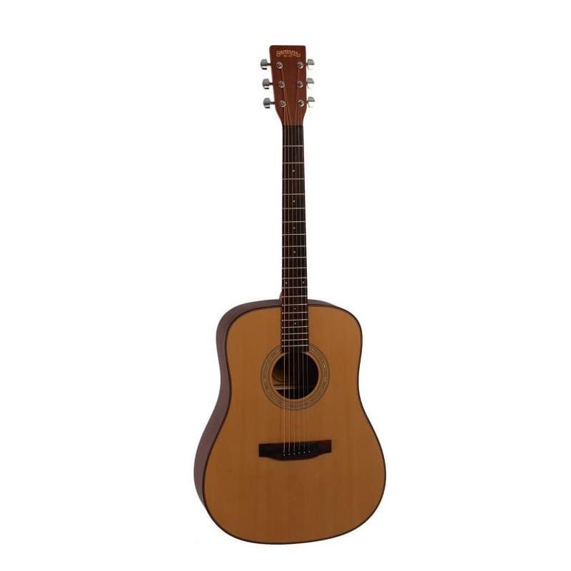 musik-lageret-viborg-Santana LA100 Western Guitar Akustisk Guitar Begynderguitar Stålstrenge Musiklageret Viborg