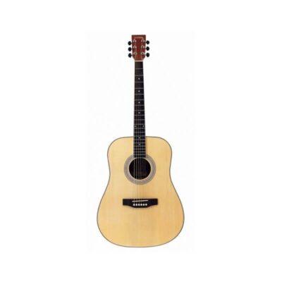 musik-lageret-viborg-Santana LA90-NA Western guitar Akustisk Guitar Begynderguitar Stålstrenge Musiklageret Viborg