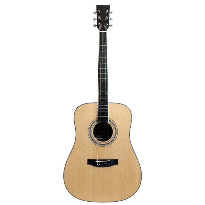 musik-lageret-viborg-Santana ST-300WD Western Guitar Elektrisk Akustisk Guitar Stålstrenge Musiklageret Viborg