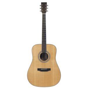 musik-lageret-viborg-Santana ST-300WDS Western Guitar Elektrisk Akustisk Guitar Stålstrenge Musiklageret Viborg