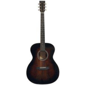 musik-lageret-viborg-Santana ST-300WF SB Western Guitar Elektrisk Akustisk Guitar Stålstrenge Musiklageret Viborg