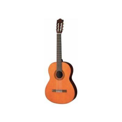 musik-lageret-viborg-Yamaha C40 Klassisk Guitar Spansk Guitar Begynderguitar Nylon Strenge Musiklageret Viborg