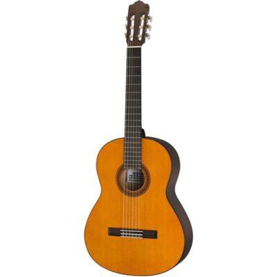 musik-lageret-viborg-Yamaha CG101A Klassisk Guitar Spansk Guitar Nylon Strenge God Begynderguitar Musiklageret Viborgjpeg
