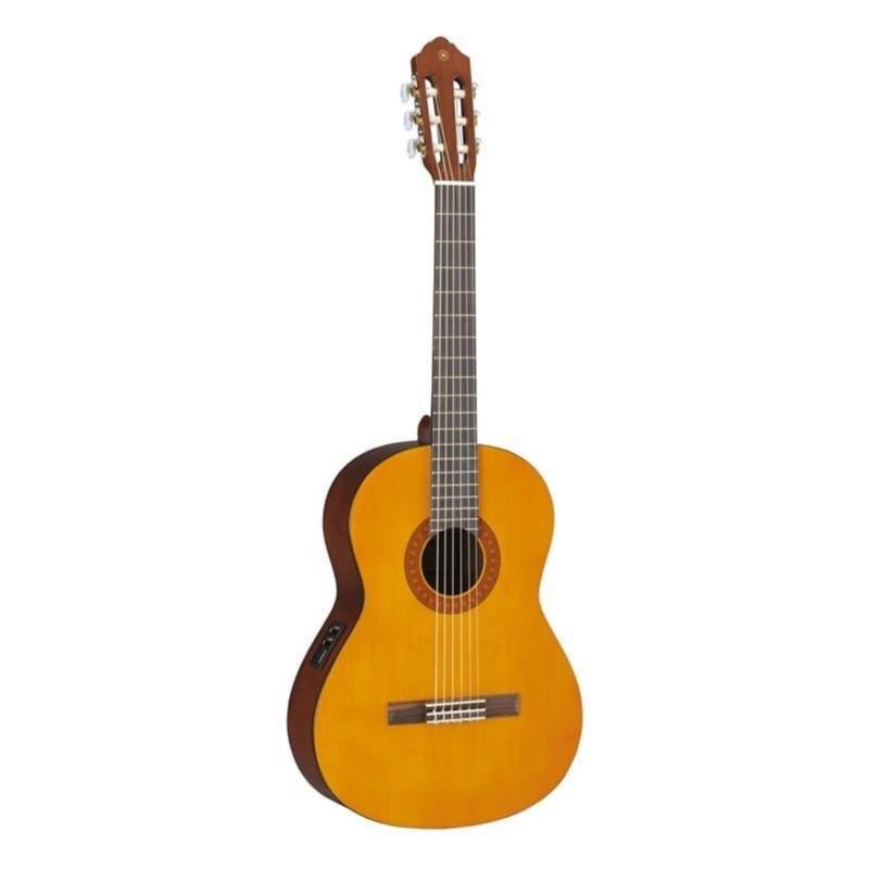 musik-lageret-viborg-Yamaha CX40 Klassisk Guitar Spansk Guitar Begynderguitar Nylon Strenge Musiklageret Viborg