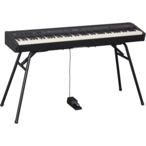 musik-lageret-viborg-Roland FP-60 BK Stagepiano Digital Piano Digital Klaver 88 Tangenter Musiklageret Viborg