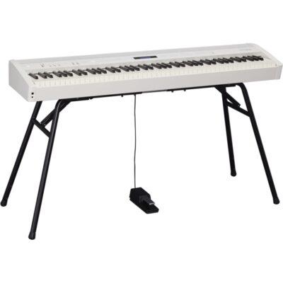 musik-lageret-viborg-Roland FP-60 WH Stagepiano Digital Piano Digital Klaver 88 Tangenter Musiklageret Viborg