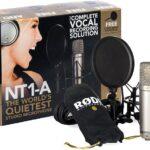 Røde NT1-A studie mikrofon