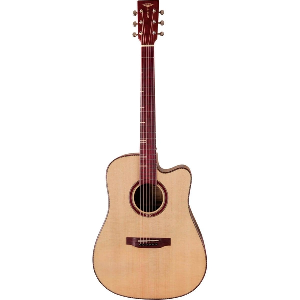 Tyma-D-20CE Western Guitar-Musiklageret Viborg