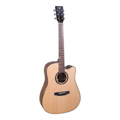 Tyma-D-22CE Western Guitar-Musiklageret Viborg