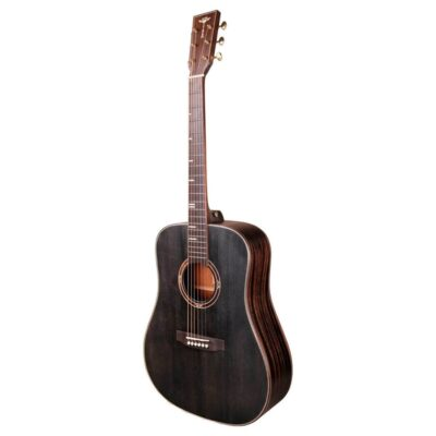 Tyma-D-30CE BKS Western Guitar-Musiklageret