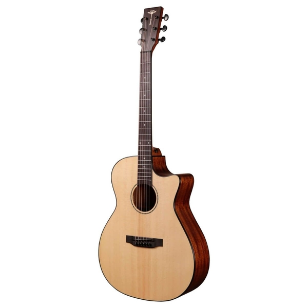 Tyma-G-3E NS Western Guitar-Musiklageret Viborg