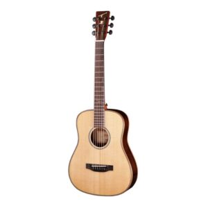 Tyma-HB-400E Western Guitar Rejseguitar Børneguitar-Musiklageret Viborg