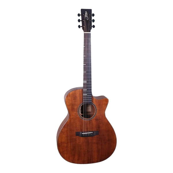 Tyma-HGE 350S RS Western Guitar-Musiklageret Viborg